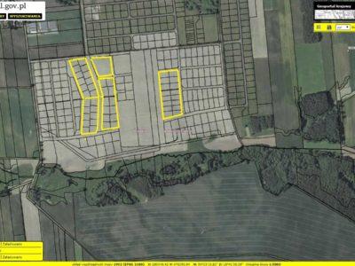 05.02.2019 niezabudowana nieruchomość gruntowa o pow. 6,1489 ha położona w Boniowicach (Gmina Zbrosławice)
