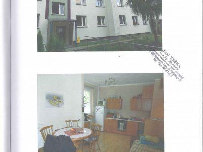 LICYTACJA ODWOŁANA!!! 26.05.2020 spółdzielcze własnościowe prawo do lokalu mieszkalnego położonego w Tarnowskich Górach o pow. 49,57 m2
